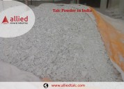 Talc powder exporter in india supplier manufacture