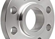 Stainless steel slip-on flanges manufacturers in i