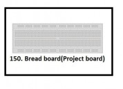 Bread board and authentication & security projects