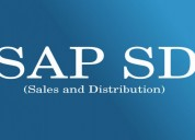 Sap sd training in hyderabad - sap training- onlin