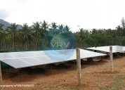 Manufacturer of solar pv modules and systems