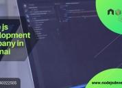 Node js development company in chennai