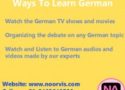 Best german language classes in jaipur