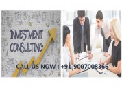 Investment with best investment consultant