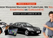 Buy & sell new or second hand cars, bikes, laptop