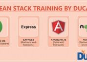 Mean stack training insitute in noida