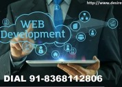 Dial +91-8368112806 | web development services
