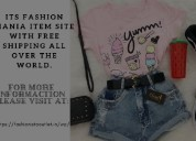 Its fashion mania item site with free shipping all