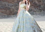 Shop for indo western gown collection online for w