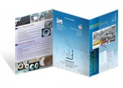 Online custom brochure designing and printing serv