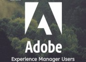 Get upto 45% off on adobe experience manager users
