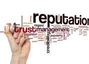 Reputation management - top reputation management