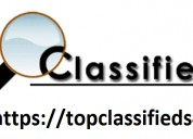 free classifieds website in india – top classified