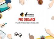 Phd help & phd guidance | research paper writing |