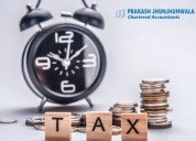 Tax consultant in mumbai
