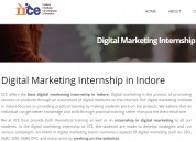 Digital marketing internship in indore