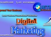 Cuetin – digital marketing services in hyderabad