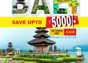 Now eat, pray & love at bali with your loved ones