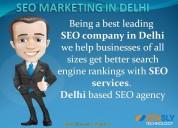 Search engine optimization company in delhi - best