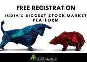 Best stock market app - advisorymandi