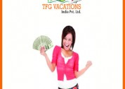 Online promotion work tourism company hiring
