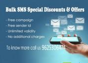 Bulk sms marketing service provider in india