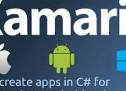 Xamarin mobile app dev program with xebia