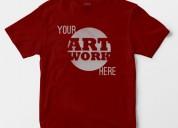 Top custom t-shirts online