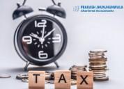 Taxation regulatory & advisory services