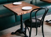 Shop wooden restaurant tables at woodenstreet