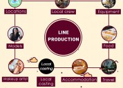 Best line production service provider in jaipur