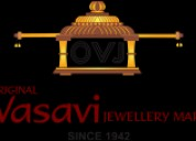 Vasavi jewellery mart | south indian jewellery