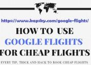 Google flights | google flight search