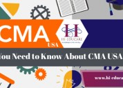 Cma us traning - all you need to know about cma us