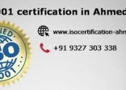 Consultant for iso 9001 certification in ahmedabad