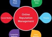 Reputation management - a host of reputation manag