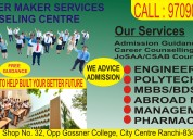 Career maker services,