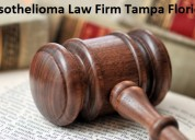 Best  mesothelioma lawyers firm in tampa florida