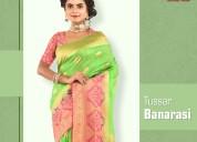 Exquisite collection of banarasi sarees online