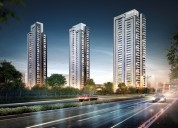 3 bhk with servant room ultra luxury apartments
