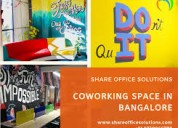 office space on rent in indiranagar bangalore