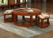 Select best center table design from big sale!!