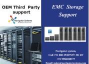 Oem third party maintenance| emc storage support