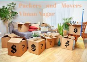 Packers and movers in viman nagar