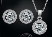 Replica diamond earring