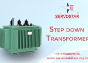 What is step down transformer. know it before buyi