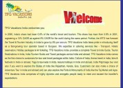 Part time work available in a tours and travels