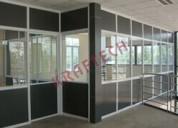 Aluminium partition in chennai   kraftech interior