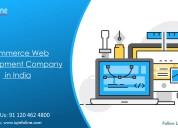 Ecommerce web development services provider