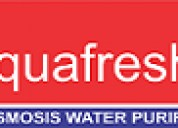 Where is the best aquafresh ro service center?